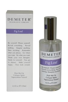 Demeter Fig Leaf Cologne Spray For Women 4 oz.