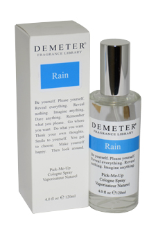Demeter Rain Cologne Spray For Women 4 oz.