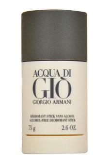 Giorgio Armani Acqua Di Gio Alcohol Free Deodorant Stick ...