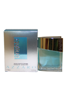 Loris Azzaro Visit Bright EDT Spray For Men 1.7 oz.