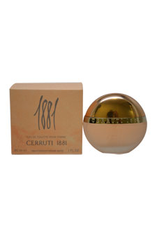 Nino Cerruti 1881 EDT Spray For Women 1 oz. & 1.7 oz....