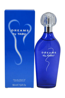 Tabu Dreams EDT Spray For Women 3.4 oz.