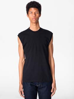 American Apparel 2065 - Mens Jersey Muscle