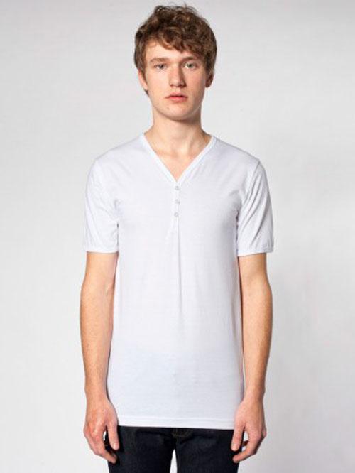 American Apparel 2471 - Unisex Fine Jersey Short Sleeve ...