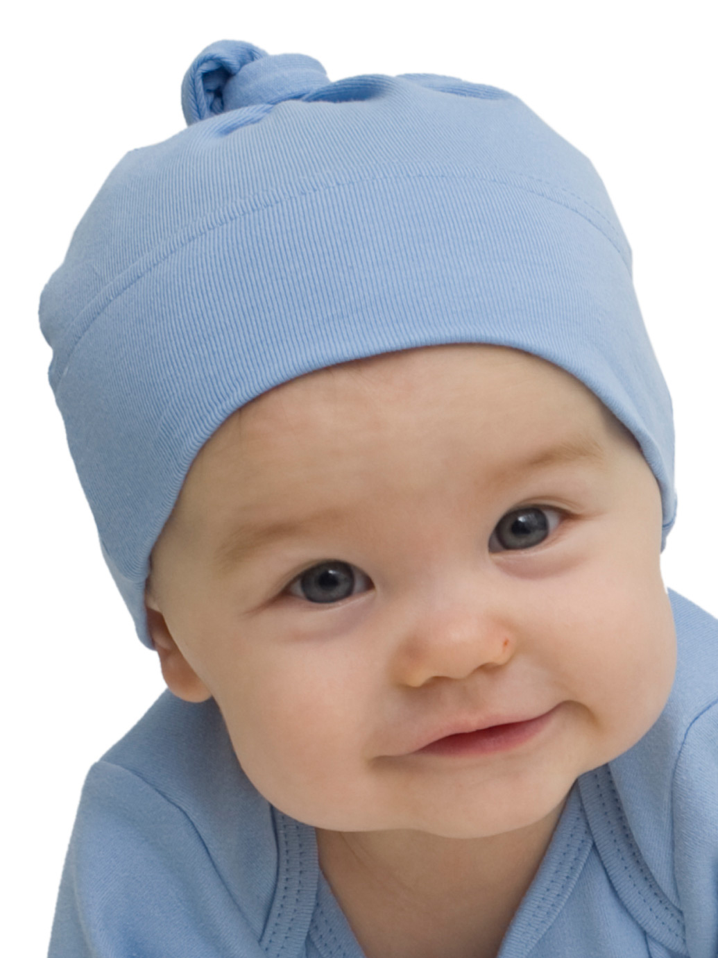 American Apparel 4009 - Infant Baby Rib Hat