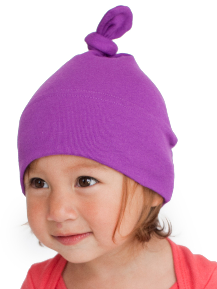 American Apparel 4009ORG - Organic Infant Baby Rib Hat