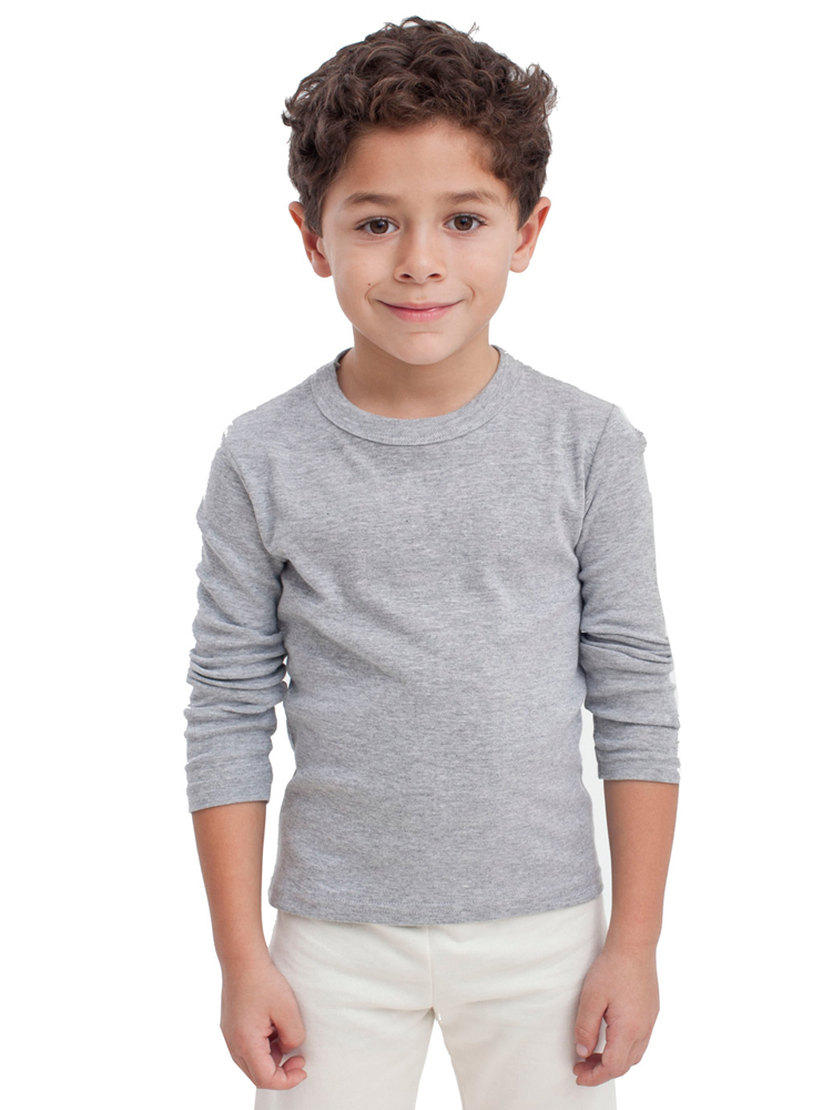 American Apparel 4107 - Kids Long Sleeve Tee