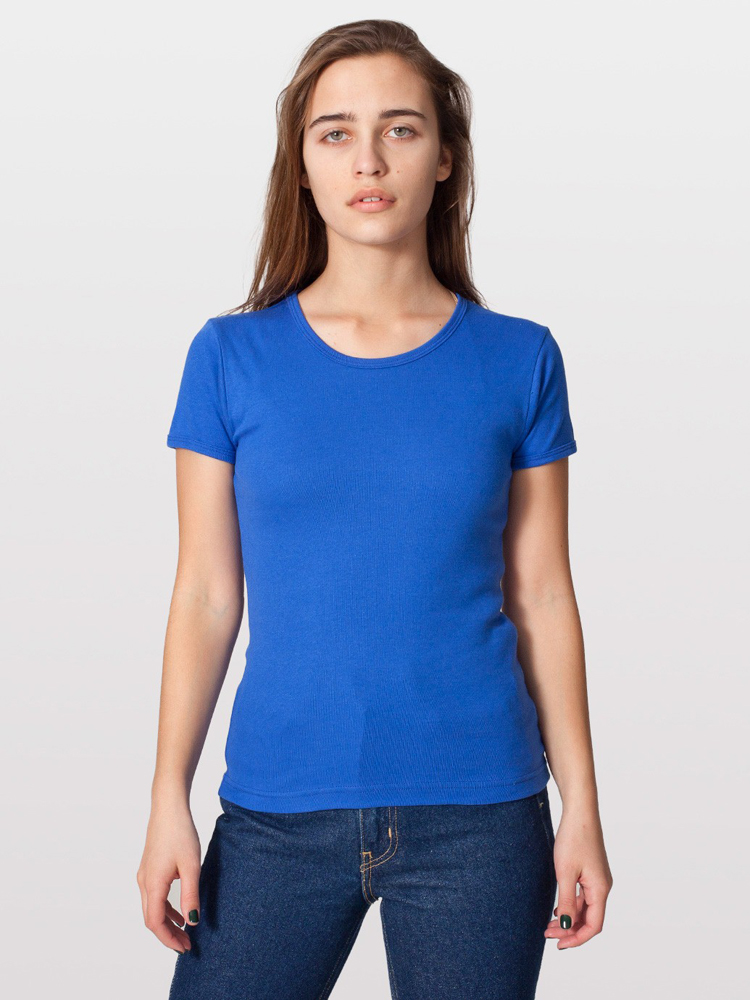 American Apparel 4305 - Girly Basic Tee