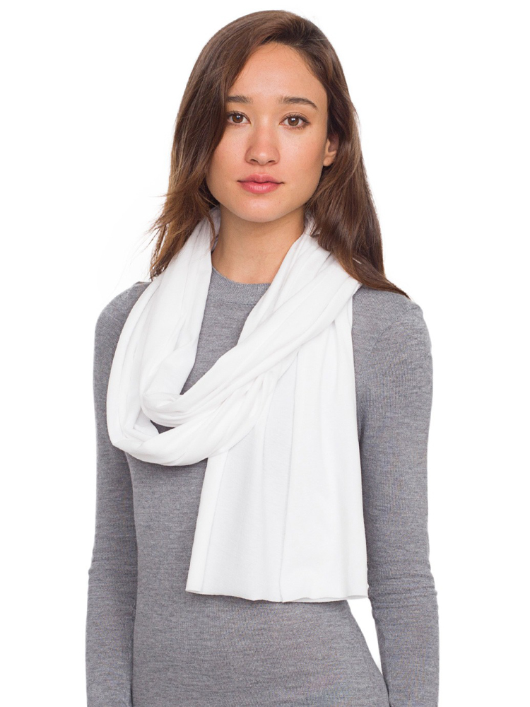 American Apparel 6445 - Sheer Jersey Scarf