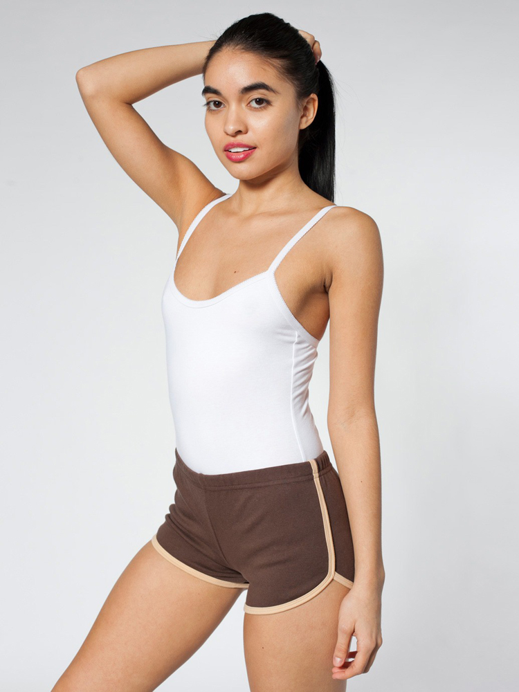 American Apparel 7301 - Girly Running Short