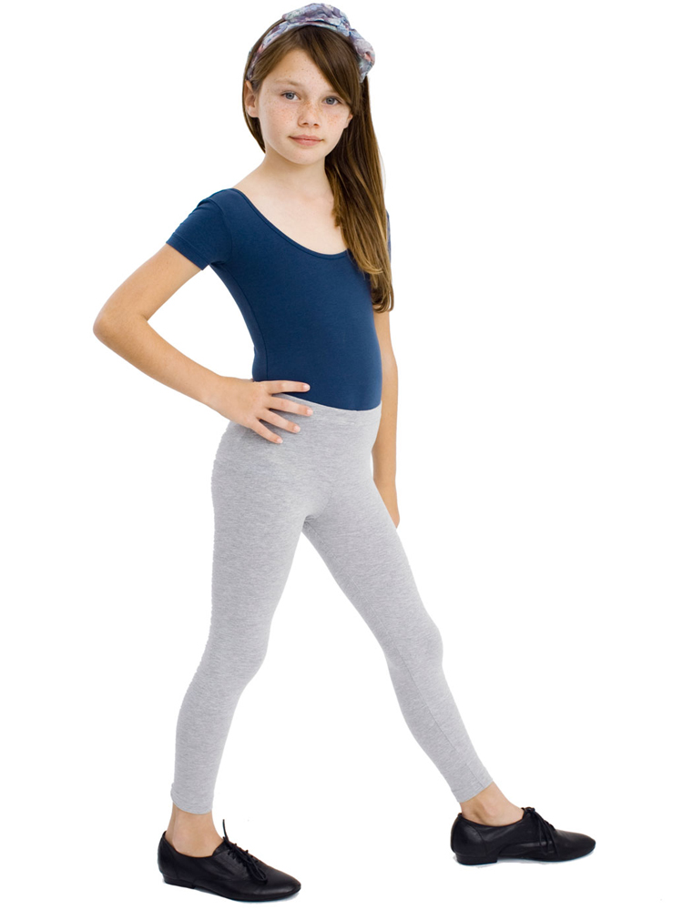 American Apparel 8228 Youth Jersey Legging