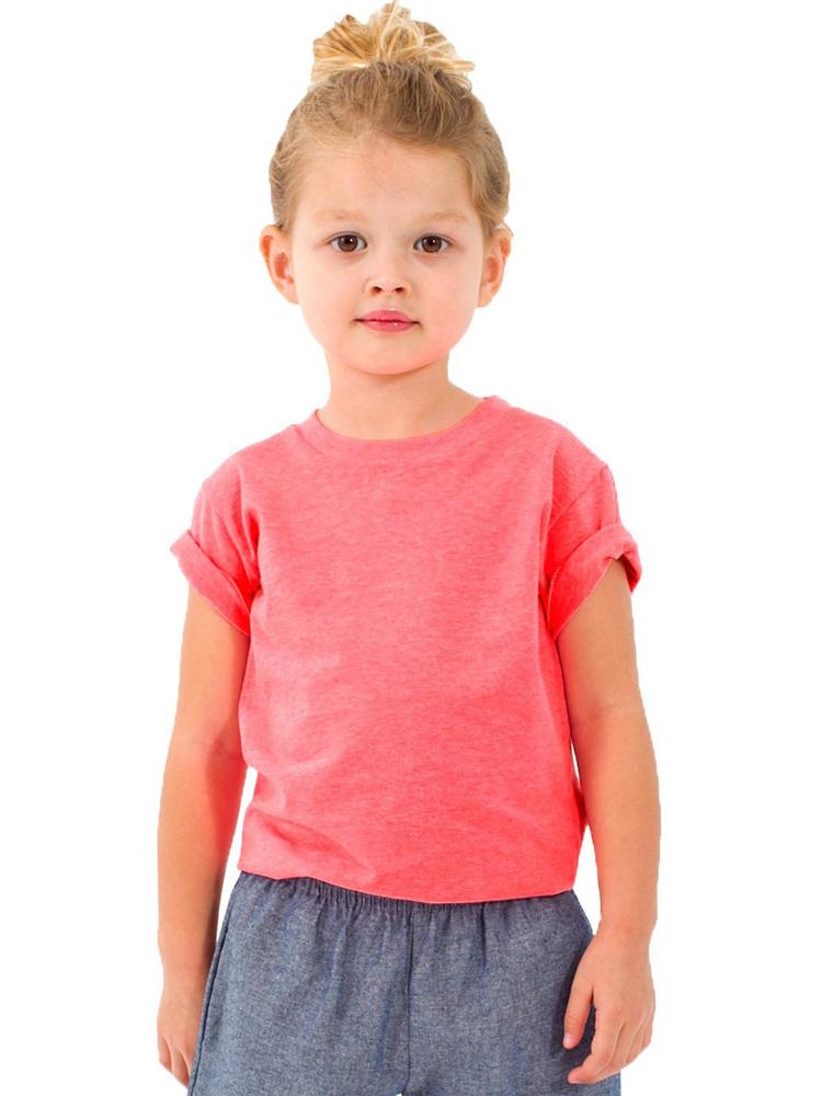 American Apparel BB101 - Kids Poly-Cotton T-Shirt