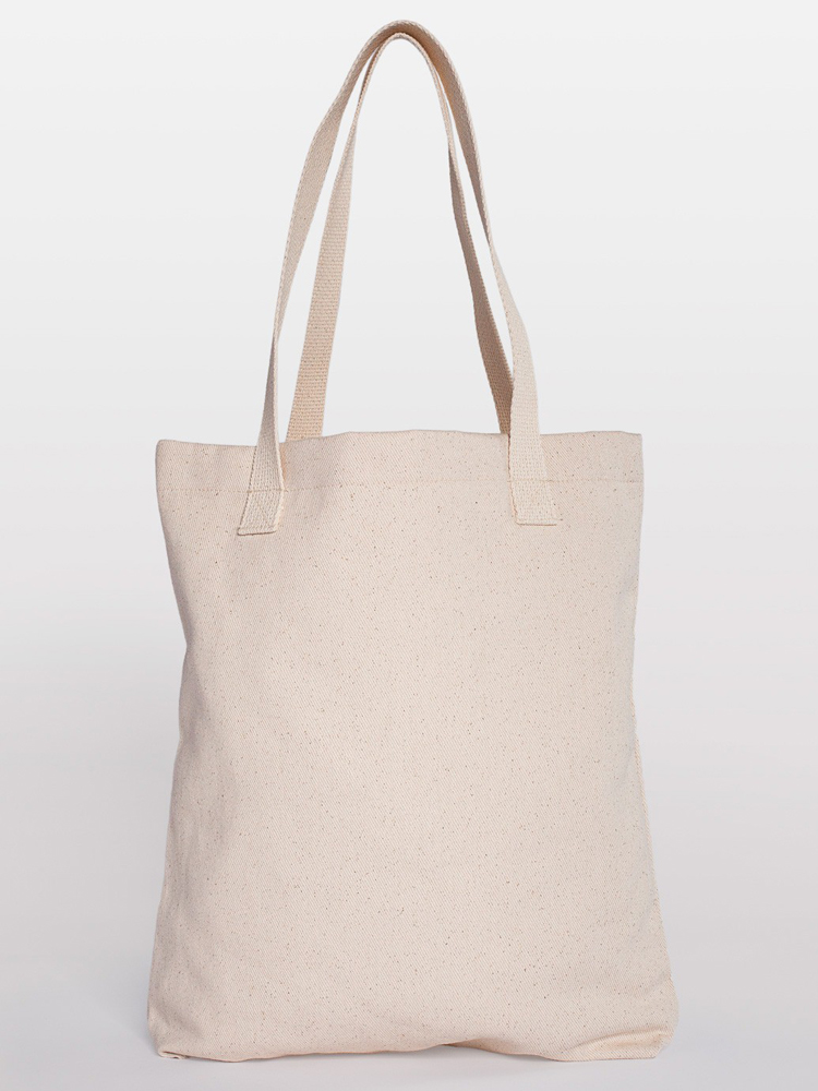 American Apparel E549 - Bull Denim Woven Cotton Tote