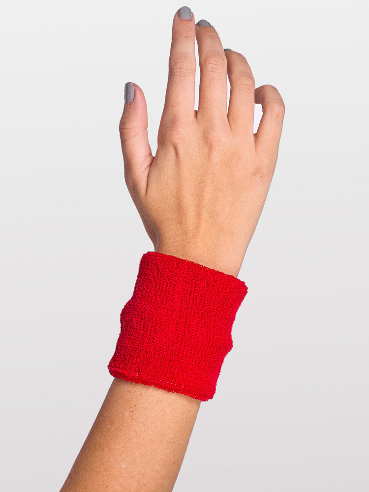 American Apparel L538 - Terry Wristband