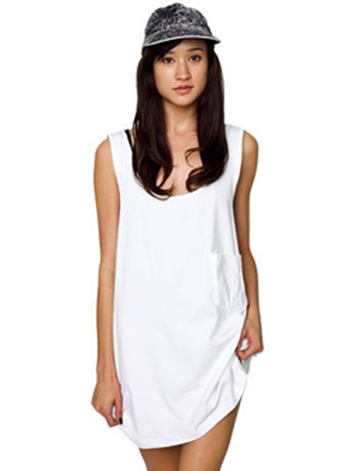 American Apparel RSA0402 - Big Pocket Tank