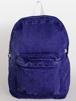 American Apparel RSA0508 - Cotton Canvas School Bag