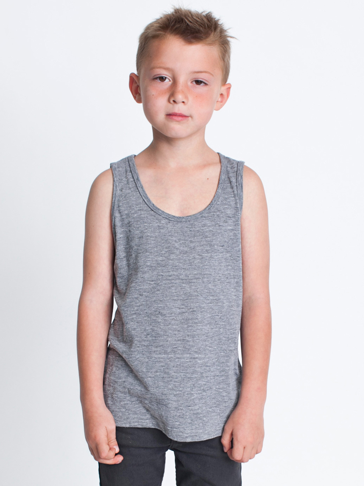 American Apparel RSATR208 - Youth Tri-Blend Tank