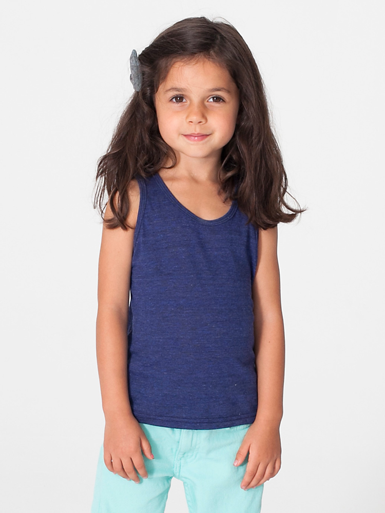 American Apparel TR108 - Kids Tri-Blend Tank