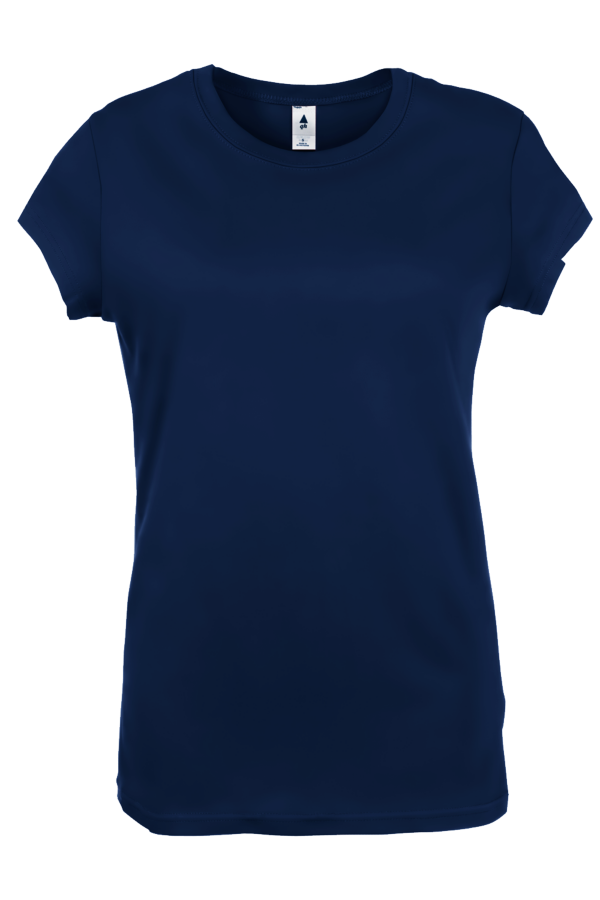 Delta Apparel 1336L - Junior Ringspun Semi-Sheer Tee ...
