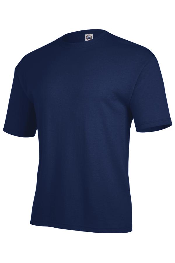 Delta Apparel 19500 - Ringspun Recycled PET T-shirt ...