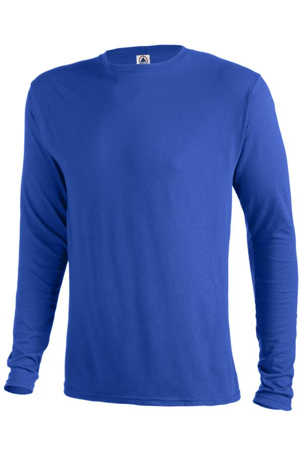 Delta Apparel 616535 - Delta Dri Long Sleeve Shirt 4.3 oz