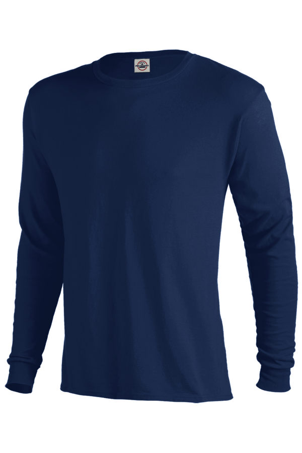 Delta Apparel 61748 - Pro Weight Long Sleeve Tee 5.2 ...