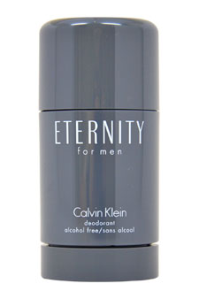 Calvin Klein Eternity Deodorant Stick For Men 2.6 oz....
