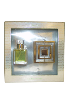 Calvin Klein Eternity Gift Set For Men 1.7 oz EDT Spray/...
