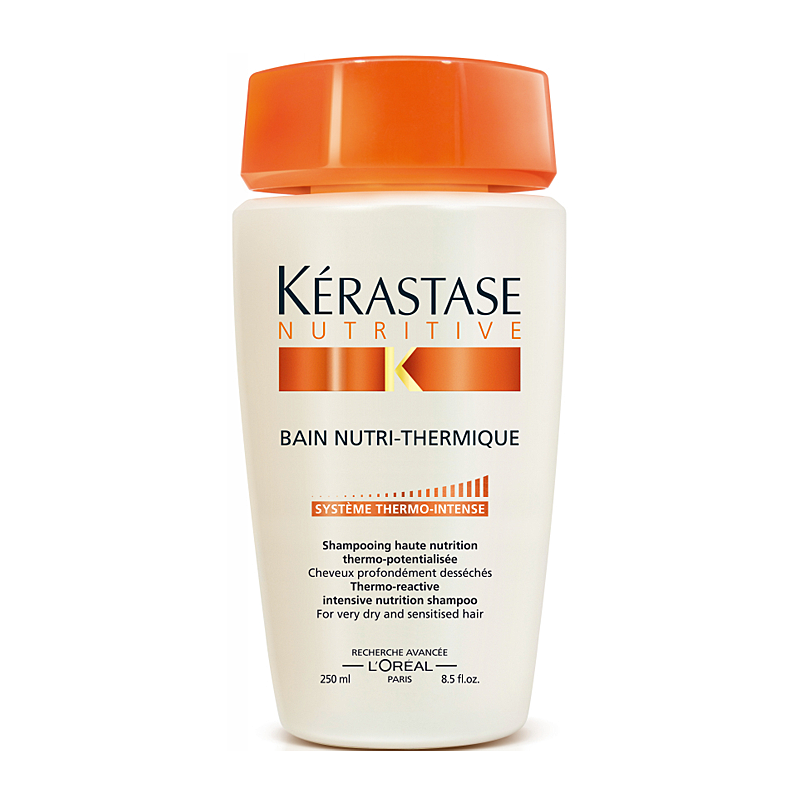 Kerastase nutritive bain nutri thermique shampoo for for Kerastase bain miroir 2 shampoo