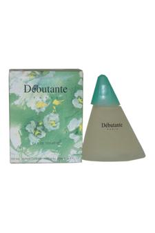 Parfum Debutante Debutante EDT Spray For Women 3.3 oz....