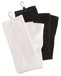 Carmel Towel Company C1624TC - Tri-Fold Velour Dobby ...