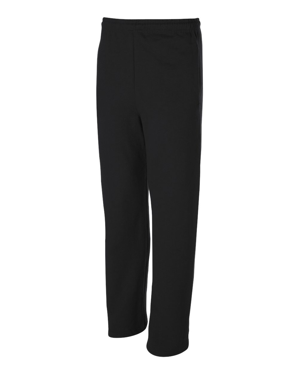 JERZEES 974MPR - NuBlend Open Bottom Pocketed Sweatpants