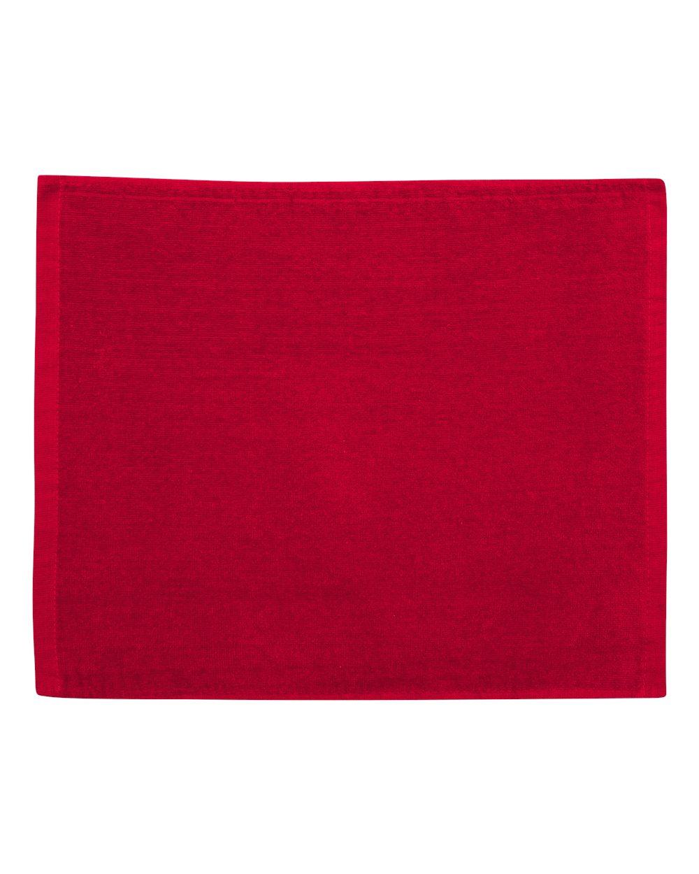 Carmel Towel Company C1518 - Velour Hemmed Towel