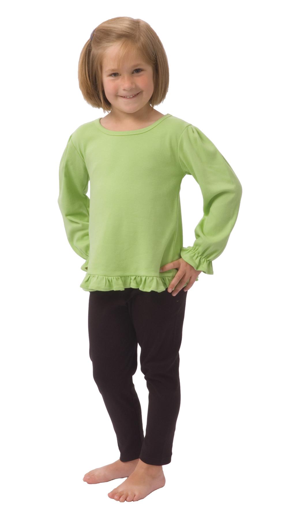 Monag 102315 - Baby Rib Legging
