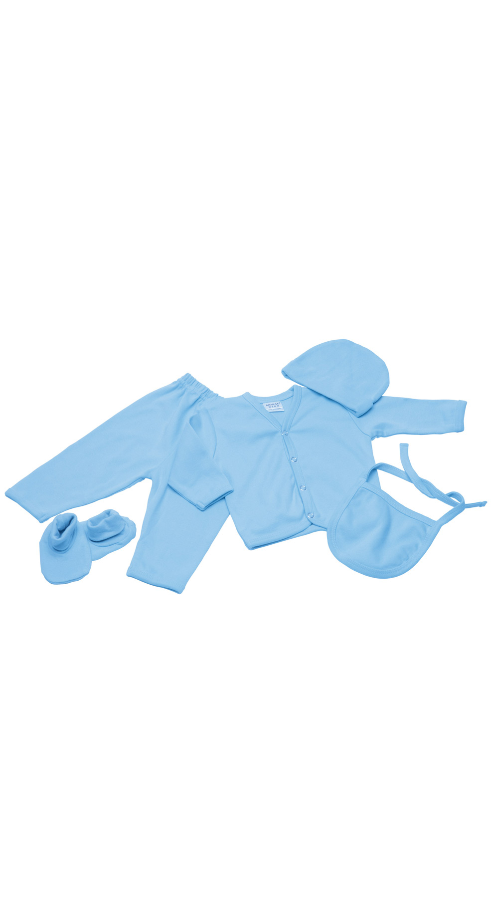 Monag 200100 - Interlock Baby Gift Set
