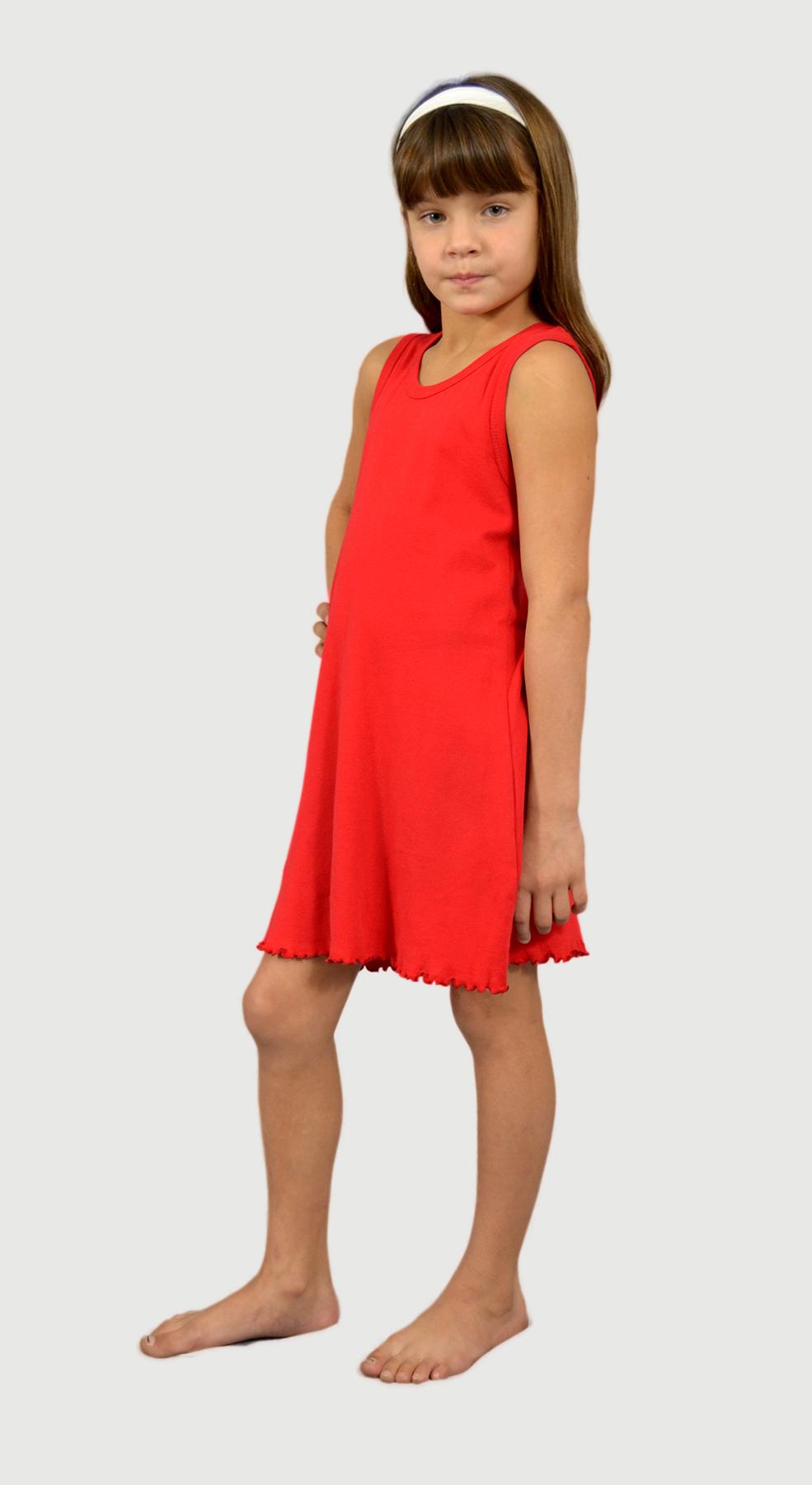 Monag 402170 - Baby Rib Tank Dress