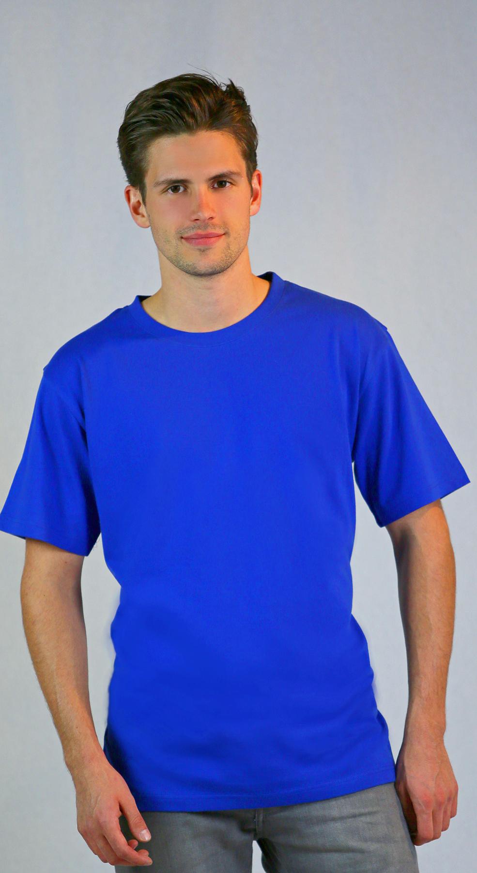 Monag 543001 - Short Sleeve Crew Neck Tee