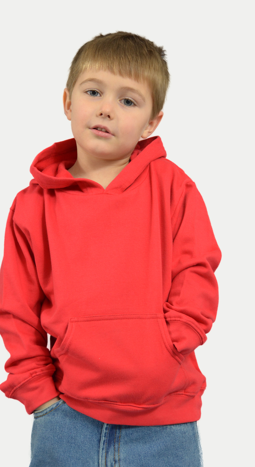 Monag 600003 - Fleece Hooded Pullover