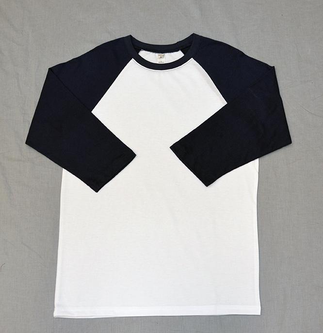 Monag 953030 - 3/4 Sleeve Men's Raglan Tee 100% Polyester ...