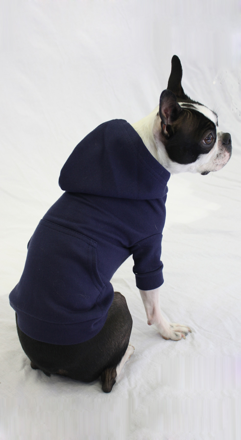 Monag DG6601 - Dog Fleece Hooded Jacket