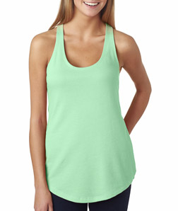 Next Level 6933 - The Racerback Terry Tank