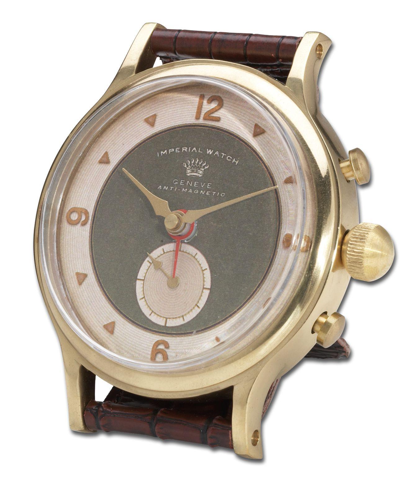 Uttermost 06073 Wristwatch Alarm Round Imperial