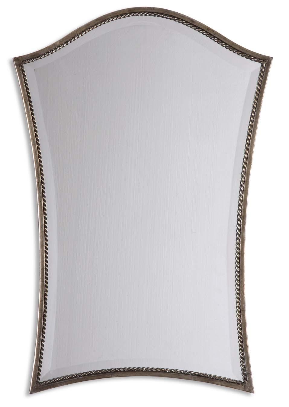 Uttermost 13585 B Sergio Silver Vanity Mirror
