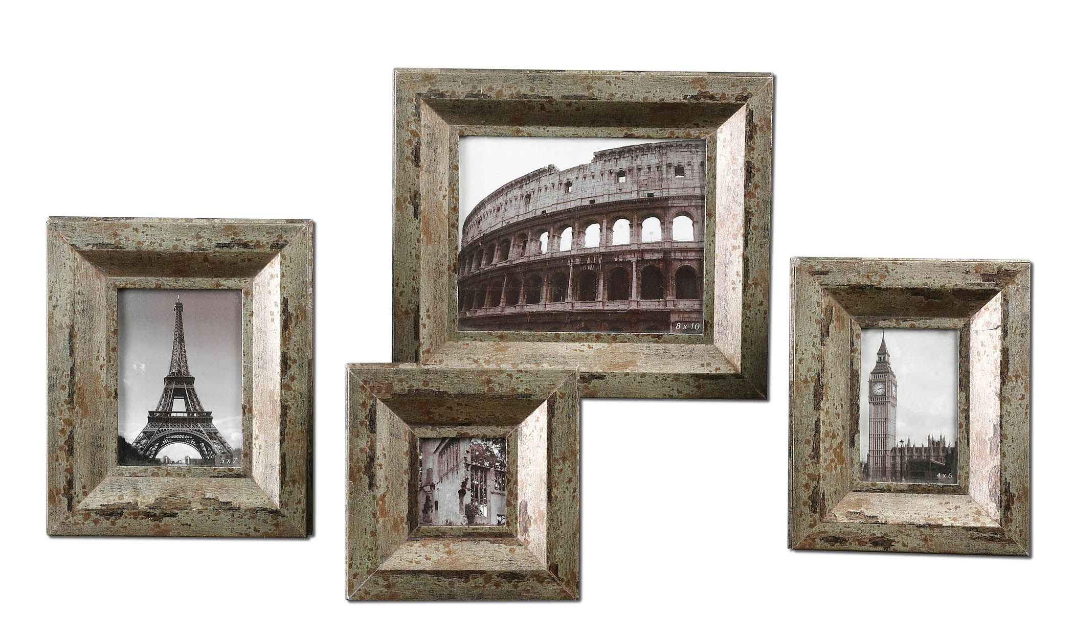 Uttermost 14458 Massena Photo Frame Collage S 7 393 80