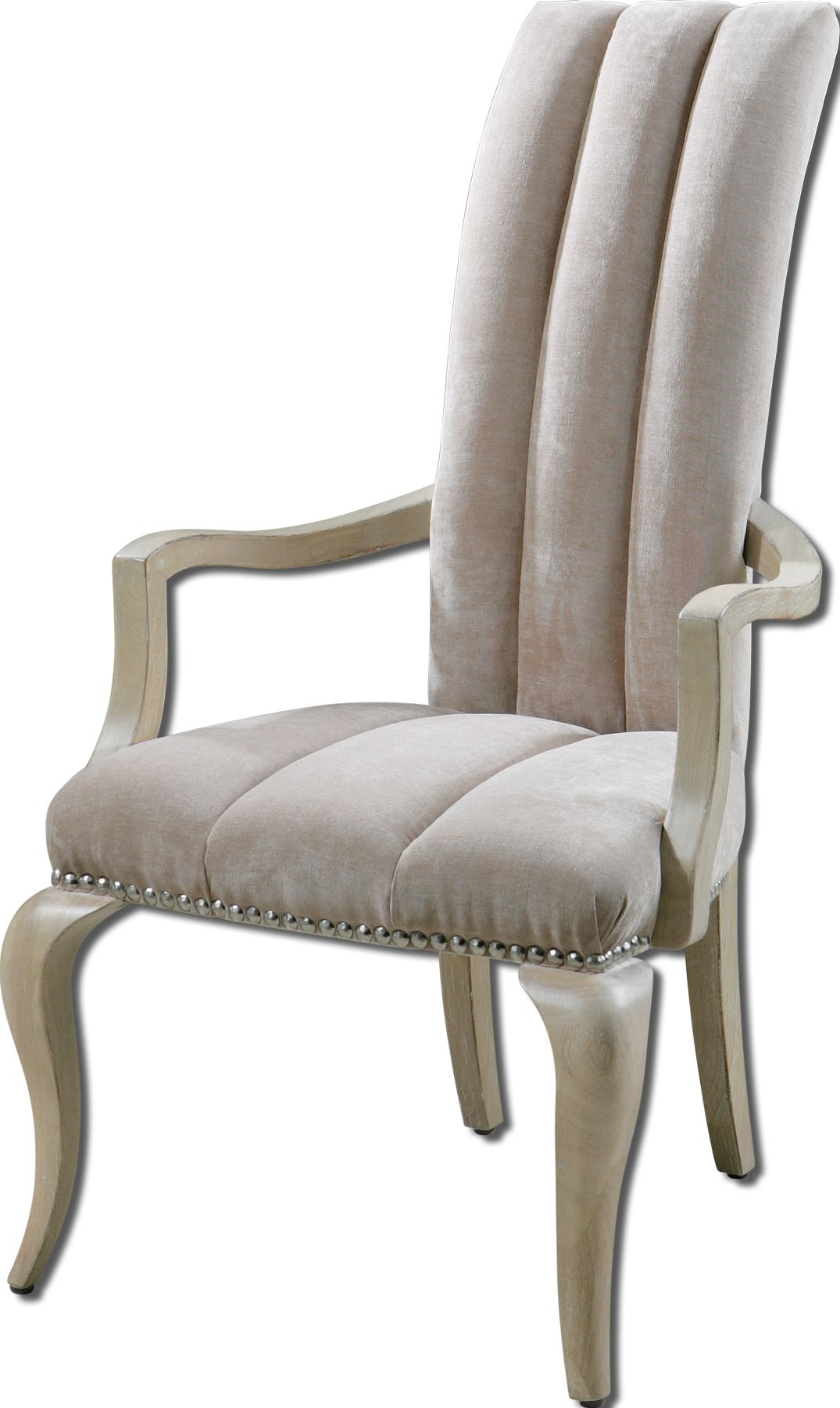 Uttermost 23103 Lynna Tufted Armchair