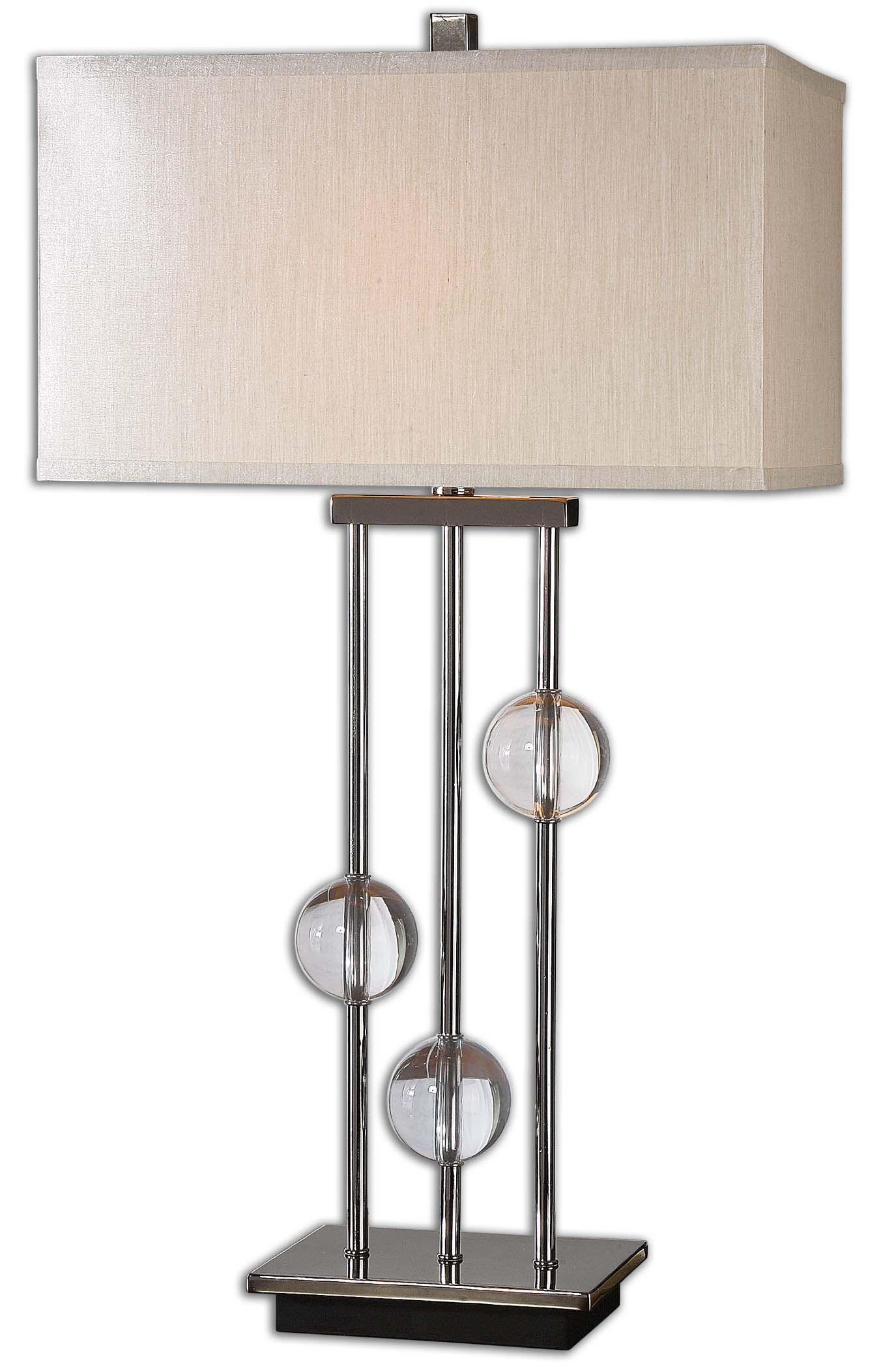 Uttermost 26280-1 Rodeshia Modern Lamp
