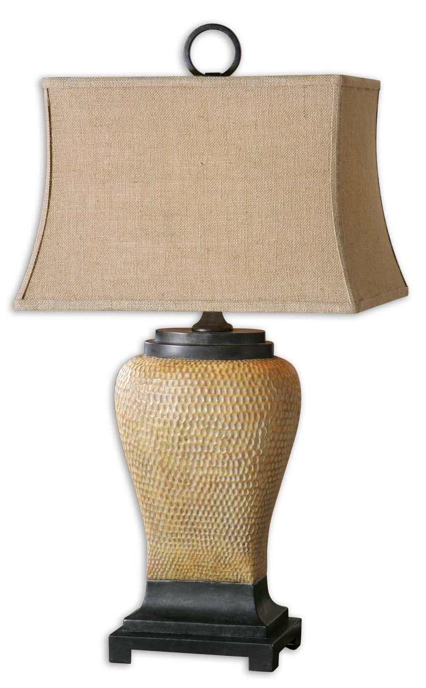 Uttermost 26540 Melitta Ceramic Table Lamp $257.40