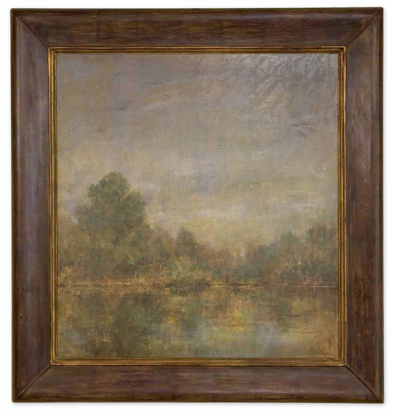 Uttermost 50922 Eve's Lake Framed Art