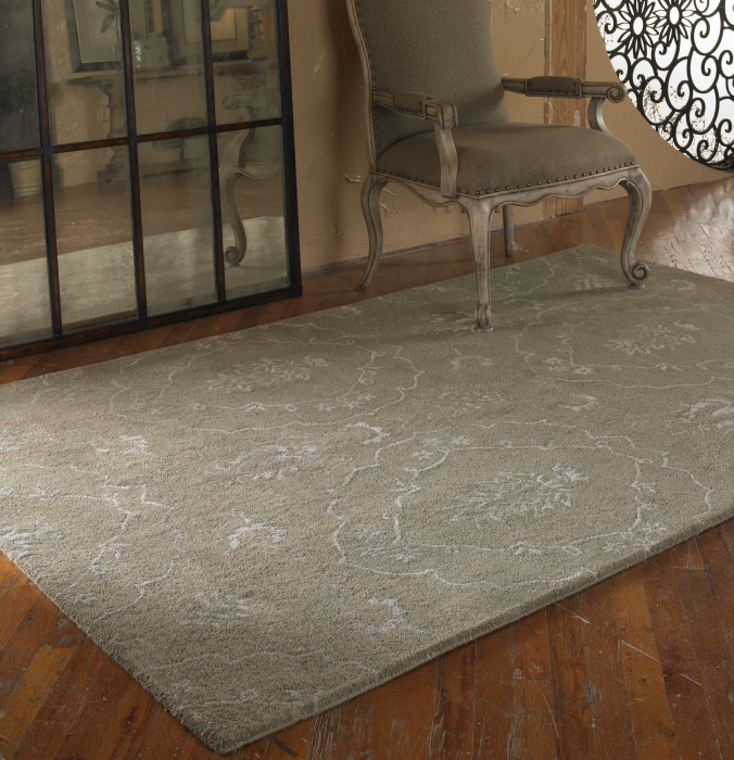 Uttermost 73035 Geneva Rug - Laurel Green