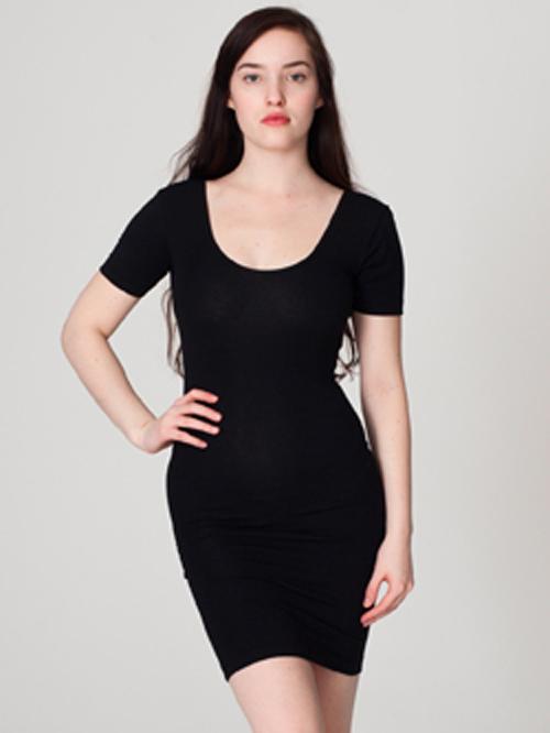 American Apparel RSA8340 - Cotton Spandex Jersey Dress